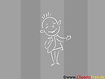 Silhouette clipart gratuit - Fonds d'écran dessins
