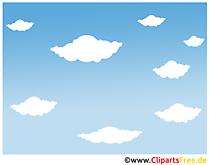 Nuages fonds d'écran illustration à télécharger