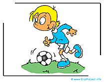Attaquant images gratuites – Football clipart