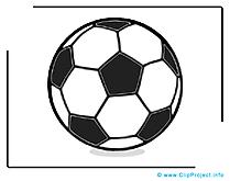 Ballon cliparts gratuis - Football images
