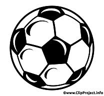 Ballon illustration - Football images