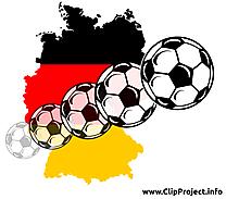 Ballon image gratuite – Football clipart