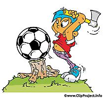 Bois images gratuites – Football clipart