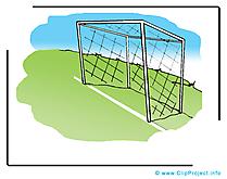 But clip arts gratuits - Football illustrations