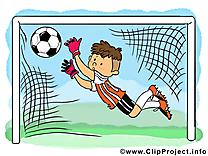 But dessin - Football clip arts gratuits