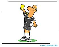 Carton jeune image à télécharger - Football clipart