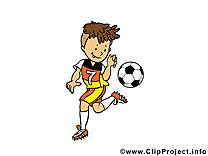 Clip art gratuit football dessin