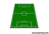 Clip arts gratuits football illustrations