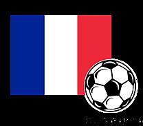 Clipart Football France