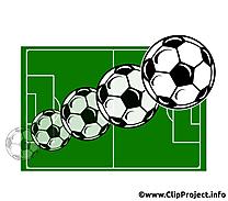 Football ballons  image à télécharger gratuite