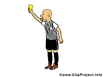 Football dessins gratuits clipart - Arbitre image gratuite