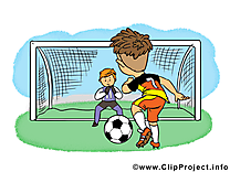 Football illustration à télécharger gratuite