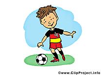 Football image à télécharger gratuite