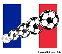 France illustration - Football images