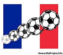 France illustration - Football images
