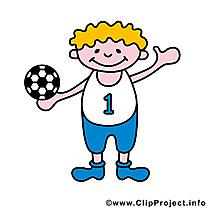 Gagnant dessin à télécharger - Football images