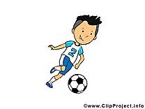 Images football dessins gratuits