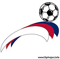 Images gratuites football clipart