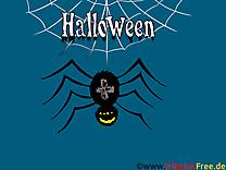Araignée images - Halloween dessins gratuits