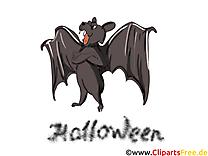 Chauve-souris image gratuite - Halloween cliparts