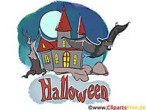 Chauve-souris images - Halloween dessins gratuits