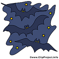Chauves-souris image - Halloween images cliparts