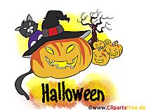 Citrouille images gratuites – Halloween clipart