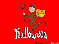 Diable images - Halloween dessins gratuits