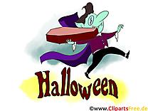 Dracula dessin à télécharger - Halloween images