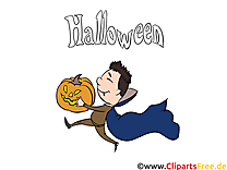 Dracula image gratuite - Halloween illustration