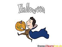 Dracula image gratuite - Halloween illustration