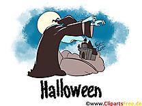 Halloween dessin  clip arts gratuits