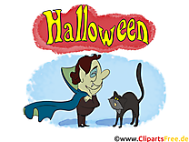 Halloween illustration à télécharger gratuite