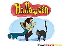 Halloween illustration à télécharger gratuite