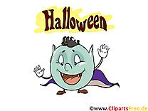 Masque dracula clipart gratuit - Halloween images