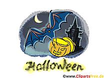 Nuit image à télécharger - Halloween clipart