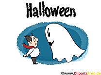 Phantôme images - Halloween clip art gratuit