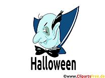 Vampire clip art gratuit - Halloween dessin