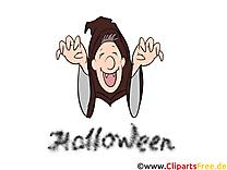 Vampire dessin à télécharger - Halloween images
