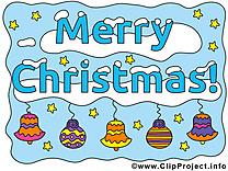Décoration cliparts gratuis – Noël images
