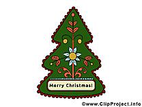 Fête dessins gratuits - Noël clipart