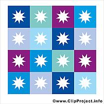 Flocons image - Hiver images cliparts