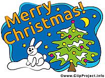 Hiver dessins gratuits - Noël clipart