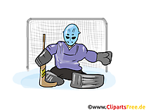 But images gratuites – Hockey clipart