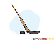 Cross palet clip art gratuit - Hockey dessin