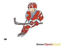 Dessin cross - Hockey cliparts à télécharger