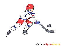 Hockey image à télécharger gratuite