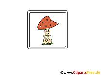 Champignon image gratuite - Icône cliparts