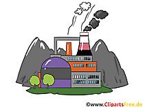 Fabrique cliparts gratuis - Industrie images