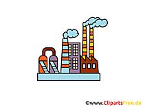 Fabrique image gratuite - Industrie cliparts